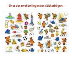 Mein Sticker Spaß Die Maus: Lustige Vorschulrätsel - Bild 6 - Klicken zum Vergößern