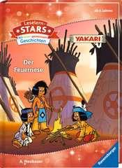 Leselernstars Wir lesen gemeinsam Geschichten: Yakari Der Feuerriese - Bild 2 - Klicken zum Vergößern
