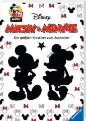 Micky und Minnie - Die größten Klassiker zum Ausmalen - Bild 2 - Klicken zum Vergößern