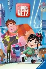 Disney Chaos im Netz: Das Buch zum Film - Bild 1 - Klicken zum Vergößern