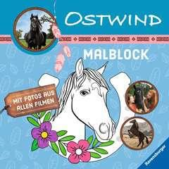 Ostwind: Malblock - Bild 1 - Klicken zum Vergößern