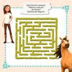Dreamworks Spirit Wild und Frei: Rätselspaß - Bild 4 - Klicken zum Vergößern