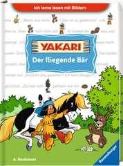 Ich lerne lesen mit Bildern: Yakari Der fliegende Bär - Bild 2 - Klicken zum Vergößern