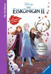 Disney Die Eiskönigin 2 - Für Erstleser: Band 1 Das Abenteuer beginnt - Bild 1 - Klicken zum Vergößern