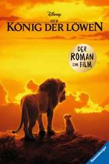 Disney Der König der Löwen: Der Roman zum Film - Bild 1 - Klicken zum Vergößern