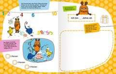 Mein Sticker Spaß Die Maus: Erste Zahlen Vorschulrätsel - Bild 3 - Klicken zum Vergößern