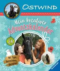 Ostwind: Mein kreativer Adventskalender - Bild 1 - Klicken zum Vergößern