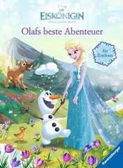 Disney Die Eiskönigin: Olafs beste Abenteuer für Erstleser - Bild 1 - Klicken zum Vergößern