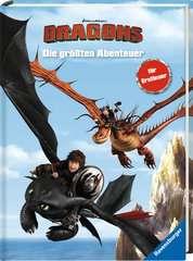 Dreamworks Dragons: Die größten Abenteuer für Erstleser - Bild 2 - Klicken zum Vergößern