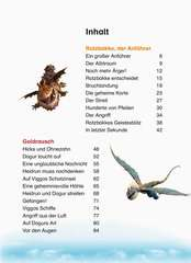 Dreamworks Dragons: Die größten Abenteuer für Erstleser - Bild 3 - Klicken zum Vergößern