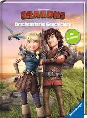 Dreamworks Dragons: Drachenstarke Geschichten für Erstleser - Bild 2 - Klicken zum Vergößern