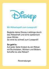 Disney Classics: ABC-Rätsel zum Lesenlernen - Bild 4 - Klicken zum Vergößern