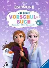 Disney Die Eiskönigin 2: Das große Vorschulbuch - Bild 1 - Klicken zum Vergößern