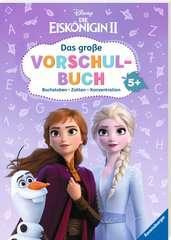 Disney Die Eiskönigin 2: Das große Vorschulbuch - Bild 2 - Klicken zum Vergößern