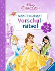 Mein Stickerspaß Disney Prinzessin: Vorschulrätsel - Bild 1 - Klicken zum Vergößern