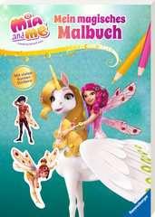 Mia and me: Mein magisches Malbuch - Bild 2 - Klicken zum Vergößern