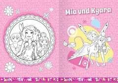 Mia and me: Mein magisches Malbuch - Bild 5 - Klicken zum Vergößern