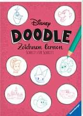 Disney Doodle - zeichnen lernen: Schritt für Schritt - Bild 2 - Klicken zum Vergößern