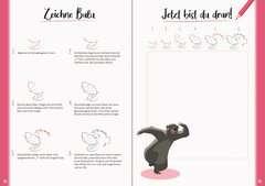 Disney Doodle - zeichnen lernen: Schritt für Schritt - Bild 4 - Klicken zum Vergößern