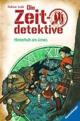 Die Zeitdetektive, Band 42: Hinterhalt am Limes - Bild 1 - Klicken zum Vergößern