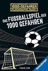 Das Fußballspiel der 1000 Gefahren - Bild 1 - Klicken zum Vergößern