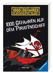 1000 Dangers: 1000 Dangers on the Pirate Ship - image 2 - Click to Zoom
