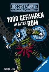 1000 Gefahren im alten Rom - Bild 1 - Klicken zum Vergößern