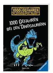 1000 Gefahren bei den Dinosauriern - Bild 2 - Klicken zum Vergößern