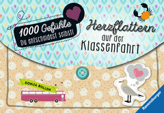 1000 Gefühle, Band 5: Herzflattern auf der Klassenfahrt Bücher;Ravensburger Taschenbücher Ravensburger