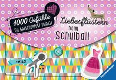 1000 Gefühle, Band 6: Liebesflüstern beim Schulball Bücher;Ravensburger Taschenbücher Ravensburger