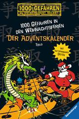 Der Adventskalender - 1000 Gefahren in den Weihnachtsferien Bücher;Ravensburger Taschenbücher Ravensburger