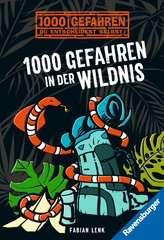 1000 Gefahren in der Wildnis Bücher;Kinderbücher - Bild 1 - Ravensburger