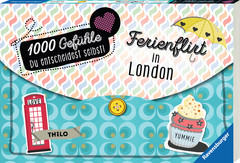 1,000 Emotions (Vol. 8): Holiday Flirt in London - image 2 - Click to Zoom