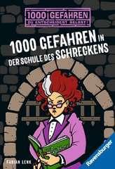 1000 Gefahren in der Schule des Schreckens - Bild 1 - Klicken zum Vergößern