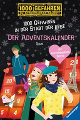 1000 Dangers in the City of Love: Advent Calendar - image 1 - Click to Zoom
