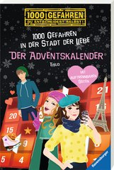 1000 Dangers in the City of Love: Advent Calendar - image 2 - Click to Zoom