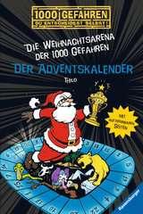 Der Adventskalender - Die Weihnachtsarena der 1000 Gefahren - Bild 1 - Klicken zum Vergößern
