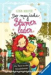 Der magische Blumenladen, Band 4: Die Reise zu den Wunderbeeren - Bild 1 - Klicken zum Vergößern