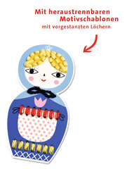 Geschickt gestickt Malen und Basteln;Bastel- und Malbücher - Bild 4 - Ravensburger