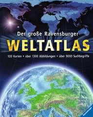 Der große Ravensburger Weltatlas - Bild 1 - Klicken zum Vergößern
