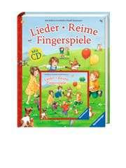 Lieder, Reime, Fingerspiele (mit CD) - Bild 2 - Klicken zum Vergößern
