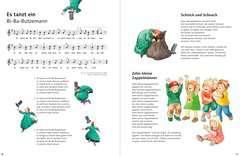 Lieder, Reime, Fingerspiele (mit CD) - Bild 6 - Klicken zum Vergößern