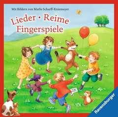 Lieder, Reime, Fingerspiele (mit CD) - Bild 7 - Klicken zum Vergößern