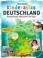 Ravensburger Kinderatlas Deutschland - Bild 1 - Klicken zum Vergößern
