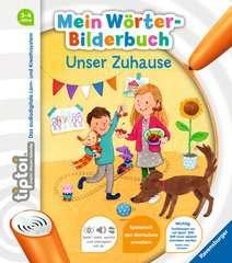 tiptoi® Mein Wörter-Bilderbuch: Unser Zuhause - Bild 1 - Klicken zum Vergößern