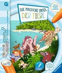 tiptoi® CREATE Die magische Insel der Tiere - Bild 1 - Klicken zum Vergößern