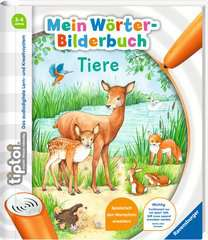 tiptoi® Mein Wörter-Bilderbuch Tiere - Bild 2 - Klicken zum Vergößern
