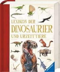 Lexikon der Dinosaurier und Urzeittiere - Bild 2 - Klicken zum Vergößern