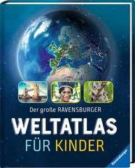 Der große Ravensburger Weltatlas für Kinder - Bild 2 - Klicken zum Vergößern