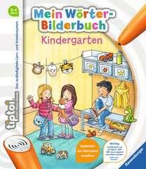 tiptoi® Mein Wörter-Bilderbuch Kindergarten - Bild 1 - Klicken zum Vergößern
